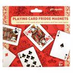 Magnety – hrací karty