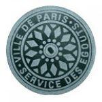 Kanálová rohožka – Paříž