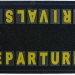 Rohožka Arrival-Departures