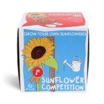 Sow and grow – Soutěž o největší slunečnici
