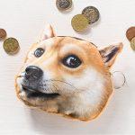 Psí peněženka na drobné – pes zrzavý