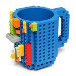 LEGO hrnek – modrá