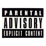 Linkovaný sešit A5 – Varování pro rodiče: Nevhodný obsah
