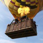 Každý by měl zažít vyhlídkový let balonem